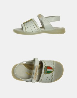 More information or Buy online GIRL - LES PARROTINES - FOOTWEAR - SANDALS - AT YOOX
