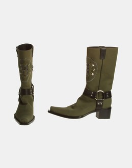 More information or Buy online WOMAN - LE SILLA PROJECT - FOOTWEAR - BOOTS - AT YOOX