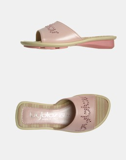 More information or Buy online GIRL - BYBLOS - FOOTWEAR - SANDALS - AT YOOX