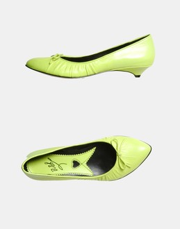 More information or Buy online WOMAN - ASH - FOOTWEAR - BALLET FLATS - AT YOOX