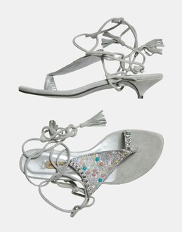 More information or Buy online WOMAN - JORANDO  - FOOTWEAR - HIGH-HEELED SANDALS - AT YOOX