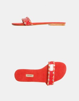 More information or Buy online WOMAN - JORANDO  - FOOTWEAR - SANDALS - AT YOOX
