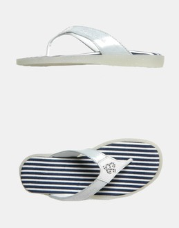 More information or Buy online GIRL - MISS BLUMARINE - FOOTWEAR - FLIP FLOPS - AT YOOX