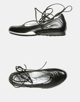 More information or Buy online WOMAN - PACIOTTI 4US - FOOTWEAR - BALLET FLATS - AT YOOX