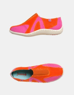 More information or Buy online WOMAN - JOCOMOMOLA DE SYBILLA - FOOTWEAR - SNEAKERS - AT YOOX