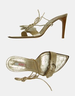 More information or Buy online WOMAN - LE SILLA PROJECT - FOOTWEAR - HIGH-HEELED SANDALS - AT YOOX