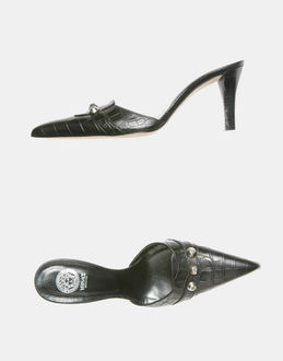 More information or Buy online WOMAN - VERSACE - FOOTWEAR - MULES - AT YOOX