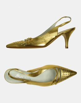 More information or Buy online WOMAN - ERNESTO ESPOSITO - FOOTWEAR - SLINGBACKS - AT YOOX