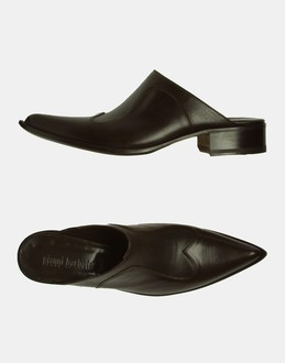 More information or Buy online WOMAN - GIANNI BARBATO - FOOTWEAR - MULES - AT YOOX