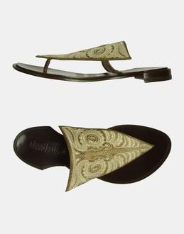Gianni Barbato  Slingback Sandals