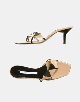 More information or Buy online WOMAN - DIEGO DOLCINI - FOOTWEAR - HIGH-HEELED SANDALS - AT YOOX