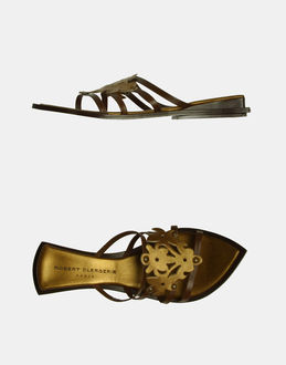 More information or Buy online WOMAN - ROBERT CLERGERIE - FOOTWEAR - SANDALS - AT YOOX