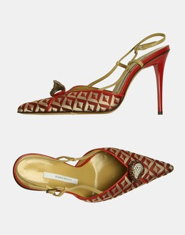 Diego Dolcini Slingback Pumps     Manolo Likes!
