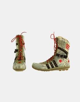 More information or Buy online WOMAN - EL VAQUERO - FOOTWEAR - ANKLE BOOTS - AT YOOX