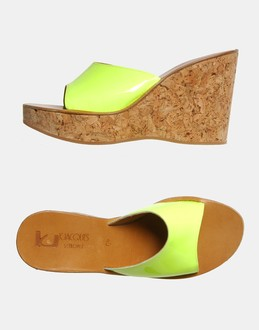 More information or Buy online WOMAN - K. JACQUES ST. TROPEZ - FOOTWEAR - HIGH-HEELED SANDALS - AT YOOX
