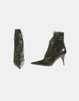 More information or Buy online WOMAN - BRUNO FRISONI - FOOTWEAR - ANKLE BOOTS - AT YOOX