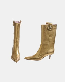 More information or Buy online WOMAN - SERGIO ROSSI - FOOTWEAR - BOOTS - AT YOOX