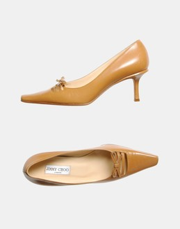 More information or Buy online WOMAN - JIMMY CHOO LONDON - FOOTWEAR - CLOSED-TOE SLIP-ONS  - AT YOOX