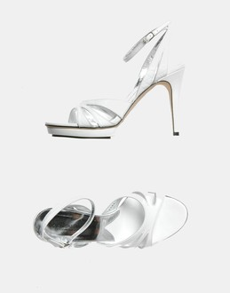 More information or Buy online WOMAN - DOLCE &amp; GABBANA - FOOTWEAR - HIGH-HEELED SANDALS - AT YOOX