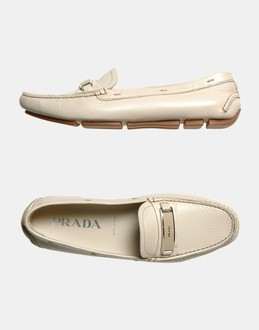 More information or Buy online WOMAN - PRADA - FOOTWEAR - MOCCASSINS - AT YOOX