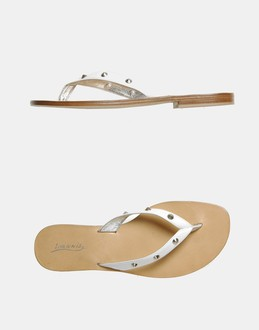 More information or Buy online WOMAN - IOANNIS - FOOTWEAR - FLIP FLOPS - AT YOOX