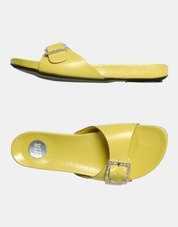 More information or Buy online WOMAN - YIN - FOOTWEAR - SANDALS - AT YOOX