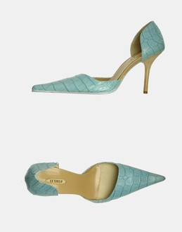 More information or Buy online WOMAN - LE SILLA - FOOTWEAR - CLOSED-TOE SLIP-ONS  - AT YOOX