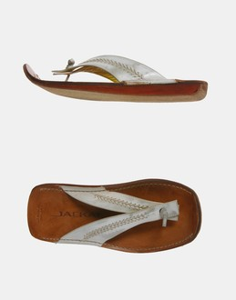More information or Buy online MAN - JACKAL - FOOTWEAR - FLIP FLOPS - AT YOOX