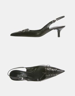 More information or Buy online WOMAN - CESARE PACIOTTI - FOOTWEAR - SLINGBACKS - AT YOOX