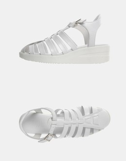 More information or Buy online WOMAN - RUCO LINE - FOOTWEAR - HIGH-HEELED SANDALS - AT YOOX