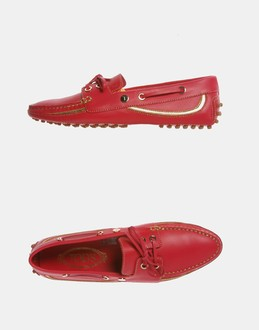 More information or Buy online WOMAN - TOD'S - FOOTWEAR - MOCCASSINS - AT YOOX