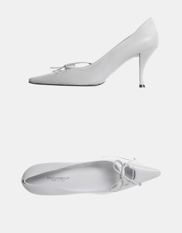 More information or Buy online WOMAN - DOLCE & GABBANA - FOOTWEAR - CLOSED-TOE SLIP-ONS  - AT YOOX