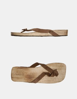 More information or Buy online MAN - WAIKIKI - FOOTWEAR - FLIP FLOPS - AT YOOX