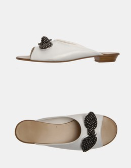 More information or Buy online WOMAN - KONTESSA - FOOTWEAR - SANDALS - AT YOOX