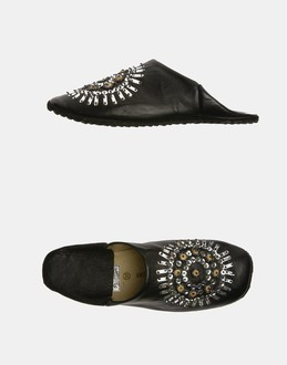 More information or Buy online WOMAN - ART NOUVEAU - FOOTWEAR - MULES - AT YOOX