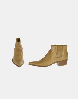 More information or Buy online WOMAN - DUCCIO DEL DUCA - FOOTWEAR - ANKLE BOOTS - AT YOOX