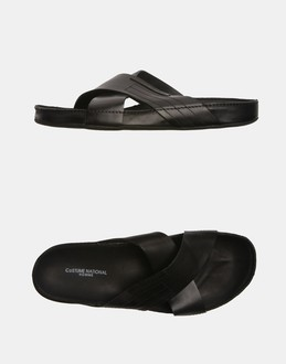 More information or Buy online MAN - COSTUME NATIONAL HOMME - FOOTWEAR - SANDALS - AT YOOX