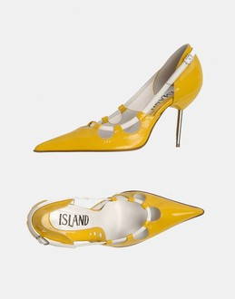 More information or Buy online WOMAN - ISLAND - FOOTWEAR - CLOSED-TOE SLIP-ONS  - AT YOOX
