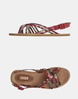 More information or Buy online WOMAN - MARNI - FOOTWEAR - SANDALS - AT YOOX