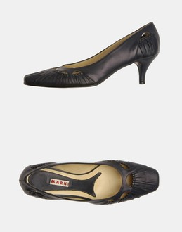 More information or Buy online WOMAN - MARNI - FOOTWEAR - CLOSED-TOE SLIP-ONS  - AT YOOX
