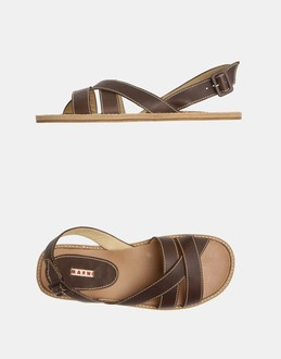 More information or Buy online MAN - MARNI - FOOTWEAR - SANDALS - AT YOOX