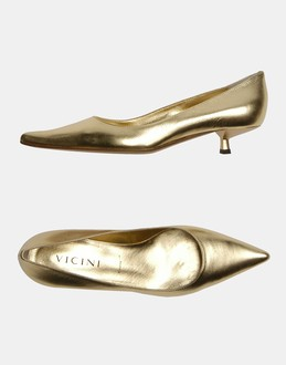 More information or Buy online WOMAN - VICINI - FOOTWEAR - CLOSED-TOE SLIP-ONS  - AT YOOX