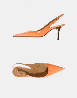 More information or Buy online WOMAN - VICINI - FOOTWEAR - SLINGBACKS - AT YOOX