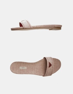 More information or Buy online WOMAN - PRADA - FOOTWEAR - SANDALS - AT YOOX