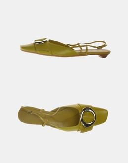 More information or Buy online WOMAN - NEBULONI FLAVIO ZANASCA - FOOTWEAR - SLINGBACKS - AT YOOX