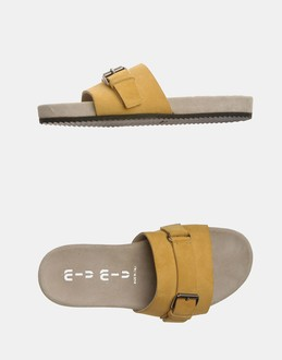 More information or Buy online MAN - MIU MIU - FOOTWEAR - SANDALS - AT YOOX