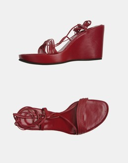 More information or Buy online WOMAN - DEI MILLE - FOOTWEAR - HIGH-HEELED SANDALS - AT YOOX