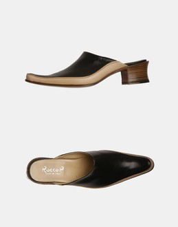 More information or Buy online WOMAN - ROCCO P. - FOOTWEAR - MULES - AT YOOX