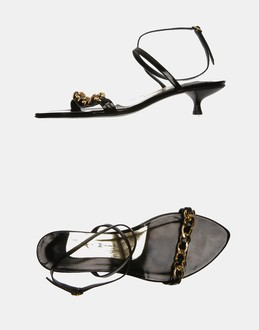 More information or Buy online WOMAN - DEI MILLE - FOOTWEAR - SANDALS - AT YOOX