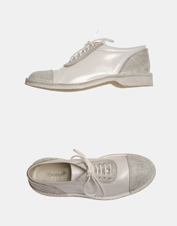 More information or Buy online WOMAN - ROCCO P. - FOOTWEAR - LACED SHOES - AT YOOX